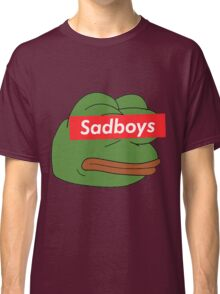rare pepe sadboy Classic T-Shirt