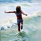 Wave Dancing by Trevor Osborne