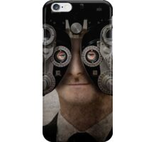 I don't see dead people iPhone Case/Skin