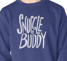 Snuggle Buddy x Blue Pullover
