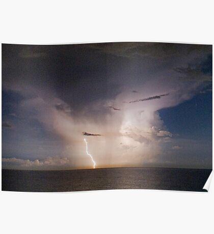 Atlantic storm Poster