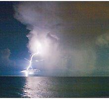 Atlantic storm 02 Photographic Print
