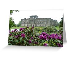 Lyme Hall Greeting Card