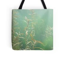 Descending Weed Basin Tote Bag