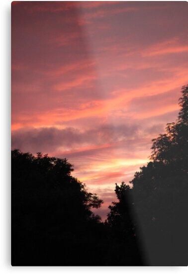 Pink Skyline by Thomas Murphy