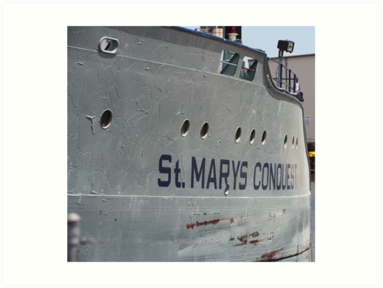 St. Mary's Conquest by Thomas Murphy