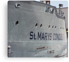 St. Mary's Conquest Metal Print