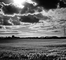 Monochromatic Cloud Formation by AndrewBerry