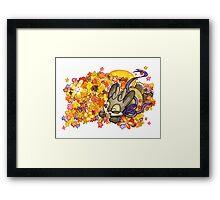 May Jackalope Framed Print