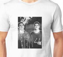 jack and finn harries white outline Unisex T-Shirt