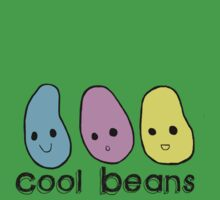 Cool Beans One Piece - Short Sleeve