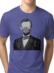 Choomah Lincoln Tri-blend T-Shirt