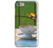 Time For Tea 3 iPhone Case/Skin