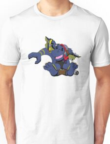 Halloween Monster Delight - Gremlin Unisex T-Shirt