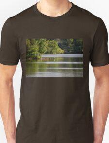 Green Lane Reservoir - Red Hill - Pennsylvania USA T-Shirt
