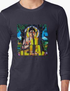 Buddha Says Relax Long Sleeve T-Shirt