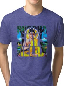 Buddha Says Relax Tri-blend T-Shirt