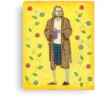 Day of the Dude Canvas Print