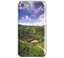 The Dragon Village iPhone Case/Skin
