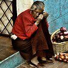 The Onion Lady by Brendan Buckley