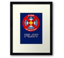Red Squadron - Star Wars Veteran Series Framed Print