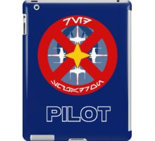 Red Squadron - Star Wars Veteran Series iPad Case/Skin