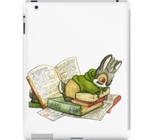 September Jackalope iPad Case/Skin