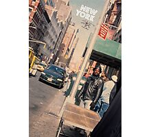 New York - Have It Your Way, Every Day Photographic Print