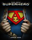 Super Logo A Movie Poster by Adam Campen