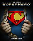 Super Logo C Movie Poster by Adam Campen