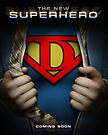 Super Logo D Movie Poster by Adam Campen