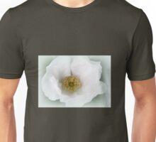 White Beach Rose - Rosa rugosa Unisex T-Shirt