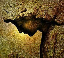 L'ange d'or by BobbieC