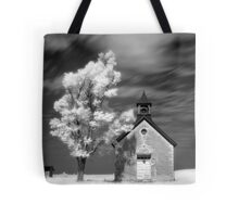 Kansas One-Room School Tote Bag