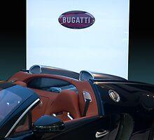 Bugatti Veyron 2 by Stuart Row