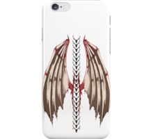 Spine wings iPhone Case/Skin