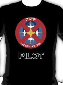 Star Wars Unit Insignia - Red Squadron T-Shirt