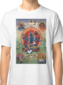 Green Tara Tibetan Buddhist Religious Art Classic T-Shirt