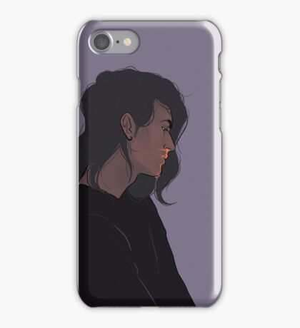 Young Star iPhone Case/Skin