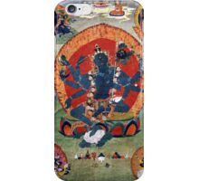 Green Tara Tibetan Buddhist Religious Art iPhone Case/Skin