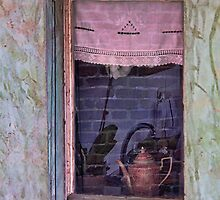 The Pink Window by olga zamora