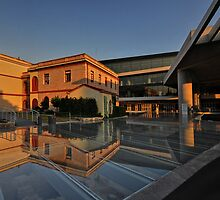 The Acropolis Museum by Peter Hammer