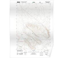 USGS Topo Map Oregon Horse Ridge 20110715 TM Poster