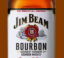 Jim Beam Bourbon by locationgutter