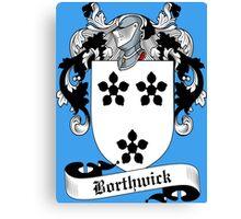 Borthwick  Canvas Print