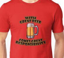 Great Beer Unisex T-Shirt