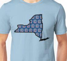 New York Rangers - New York Logo:Statue of Liberty Unisex T-Shirt