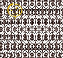 Sherlock Holmes Wallpaper by Bilqisshop