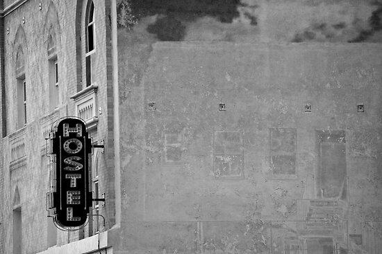 Hostel Entrance by TimCatteraPhoto