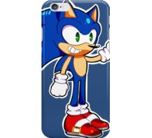 Mini Sonic The Hedgehog iPhone Case/Skin